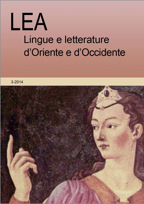 I Proverbi Nella Traduzione Italiana De La Familia De Pascual Duarte Di Camilo José Cela Lea Lingue E Letterature D Oriente E D Occidente